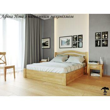 Двуспальная кровать Афина нова с подъемным механизмом 160*190-200 см