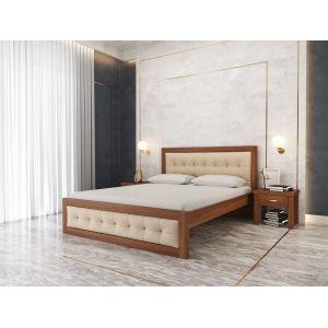 Двуспальная кровать Мадрид Плюс 160*190-200 см