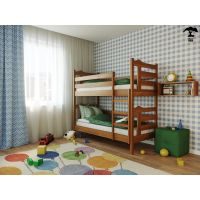 Двухъярусная кровать-трансформер Санта 90*190-200 см