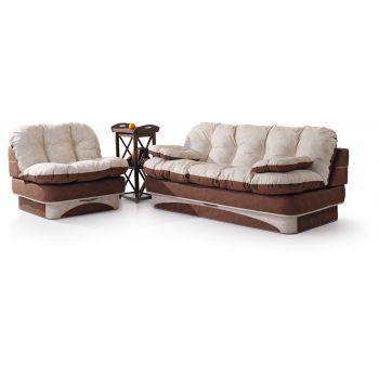 Бескаркасный диван Люси 130*200