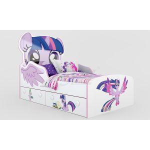 Детская кровать Искорка - Little Pony 80*160 см