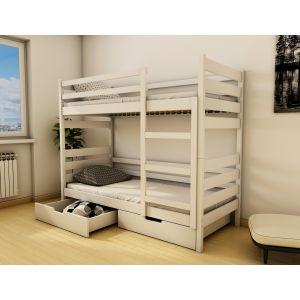 Двухъярусная кровать трансформер Амели 90*190-200 см