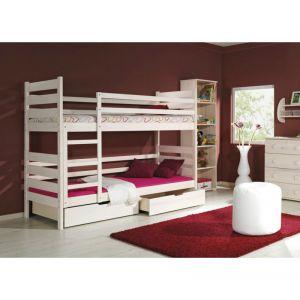 Двухъярусная кровать Амели 90*190-200 см