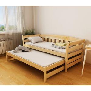 Кровать Тедди Дуо с дополнительным спальным местом 90*190-200 см