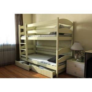 Двухъярусная кровать трансформер Лакки 90*190-200 см