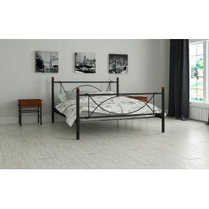 Двуспальная кровать Роуз 160*190-200 см