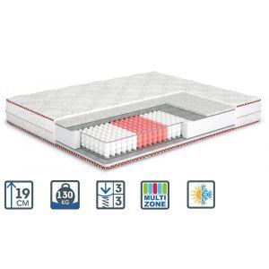 Двуспальный матрас Four Red Carmin (Кармин) 160*190-200 см