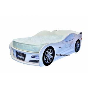 Кровать-машинка Ягуар 70*150 см (Мебелькон)