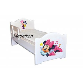 Детская кровать Микки 80*190 см (Мебелькон)