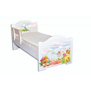 Детская кровать Сказка 80*160 см (Мебелькон)