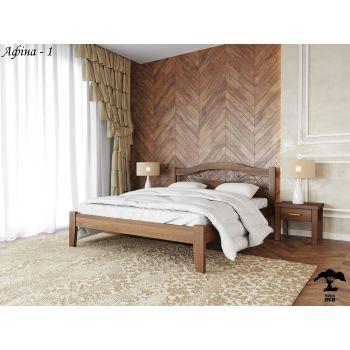 Двуспальная кровать Афина 180*190-200 см