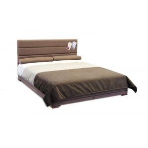 Двуспальная кровать Ника с матрасом с подъемным механизмом 160*200 см