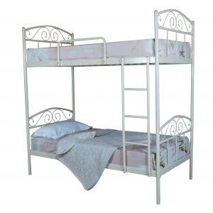 Двухъярусная кровать Элис Люкс 90*190-200 см
