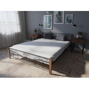 Двуспальная кровать Эмили 160*190-200 см