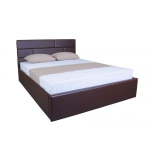Двуспальня кровать Джина с подъемным механизмом 160*190-200 см