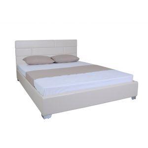 Двуспальная кровать Джина без подъемного механизма 180*190-200 см