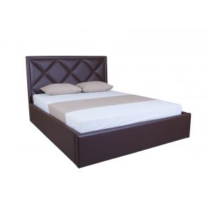 Двуспальная кровать Доминик с подъемным механизмом 160*190-200 см