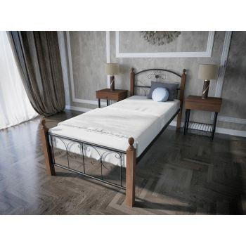 Полуторная кровать Патриция Вуд 140*190-200 см