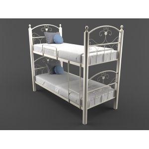Двухъярусная кровать Патриция Вуд 90*190-200 см