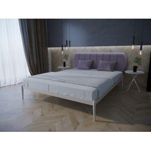 Двуспальная кровать Бьянка (01) 160*190-200 см