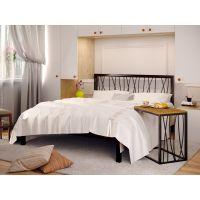 Односпальная кровать Bergamo (Бергамо) (1) 90*190-200 см