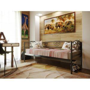 Полуторная кровать-диван Darina (Дарина) Lux 120*190-200 см