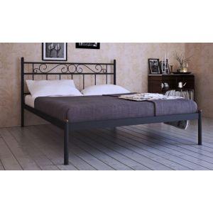 Полуторная кровать Эсмеральда(1) 120*190-200 см