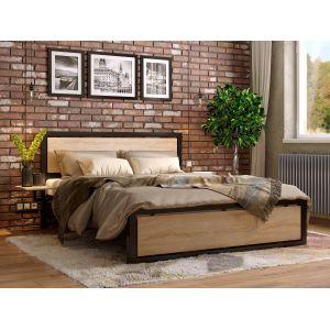 Двуспальная кровать Texas (Техас) 160*190-200 см