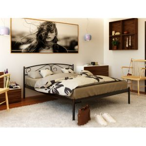 Двуспальная кровать Verona (Верона) (1) 160*190-200 см