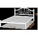 Двуспальная кровать Анжелика 180*190-200 см