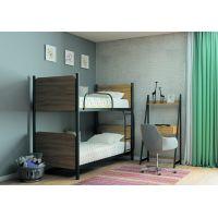Двухъярусная кровать-трансформер Арлекино 90*190-200 см