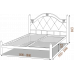 Полуторная кровать Эсмеральда 140*190-200 см
