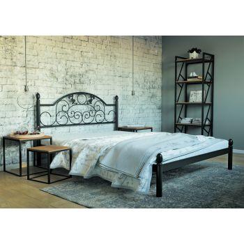 Полуторная кровать Франческа 140*190-200 см