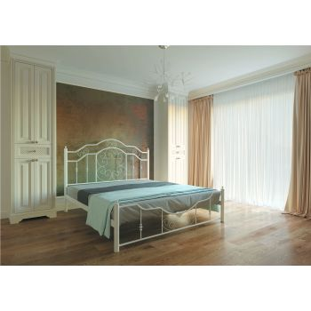 Двуспальная кровать Кармен 160*190-200 см