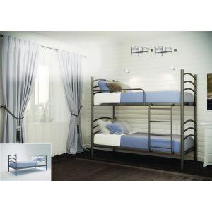 Двухъярусная кровать Маргарита (Разборная) 90*190-200 см