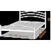 Полуторная кровать Маргарита 120*190-200 см