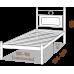 Односпальная кровать Николь 80*190-200 см