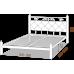 Полуторная кровать Стелла 140*190-200 см