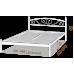 Полуторная кровать Вероника 120*190-200 см