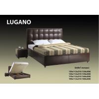 Двуспальная кровать Лугано 2 К 160*200 см