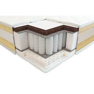 Детский матрас Тиана 3D Латекс-Кокос 70*140 см
