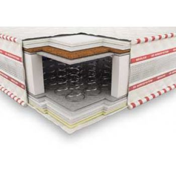Двуспальный матрас 3D Гранд Ультра Кокос 160*190-200 см