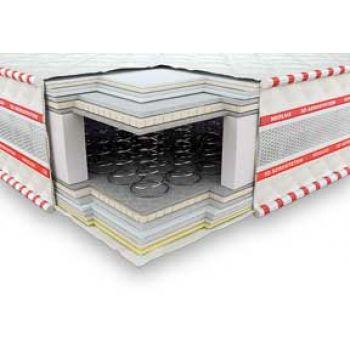 Двуспальный матрас 3D Гранд зима-лето 160*190-200 см