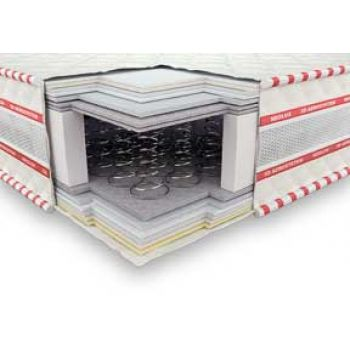 Полутроный матрас 3D Гранд XXL 120*190-200 см