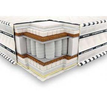 Двуспальный матрас 3D Империал Латекс Кокос 180*190-200 см
