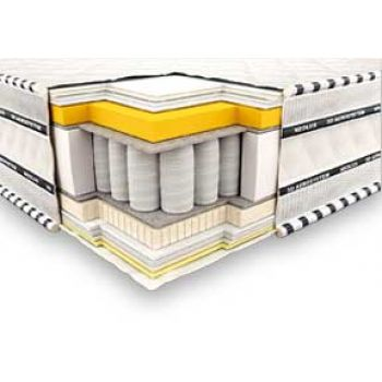 Полуторный матрас 3D Империал Мемори 120*190-200 см
