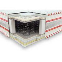 Двуспальный матрас 3D Лотос 160*190-200 см