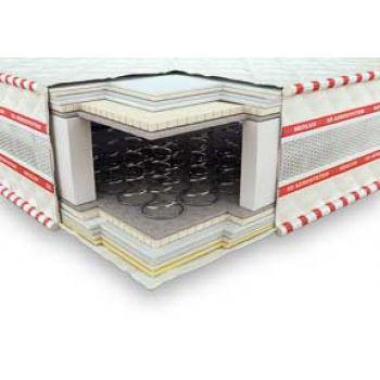 Полуторный матрас 3D Лотос 140*190-200 см
