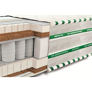 Двуспальный матрас 3D Магнат Латекс Кокос 160*190-200 см