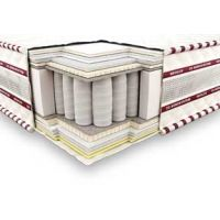 Двуспальный матрас 3D Магнат 180*190-200 см